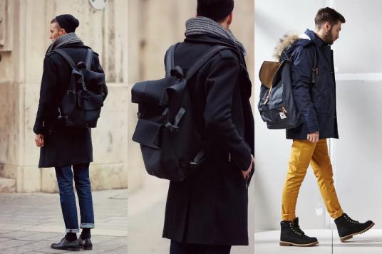 Хайповые уличные рюкзаки